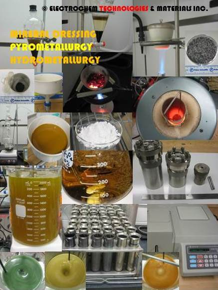 Electrochem Technologies & Materials - Metallurgy